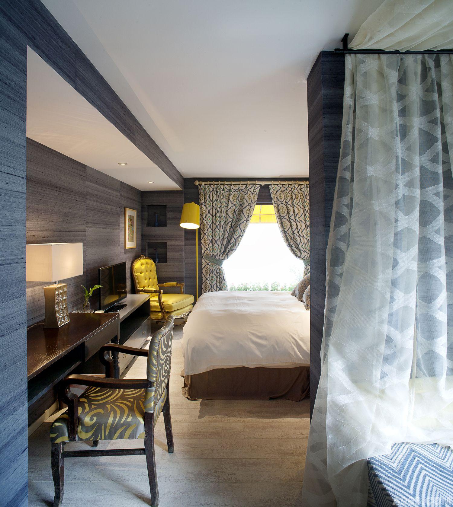 麦芽庭艺术酒店 - 酒店设计 - 杭州室内设计网_杭州_.