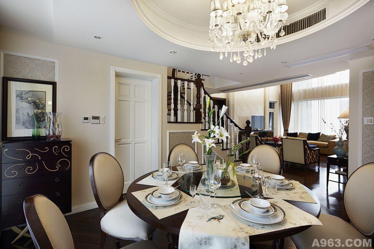 东方润园·新古典主义 - 公寓设计 - 杭州室内设计网